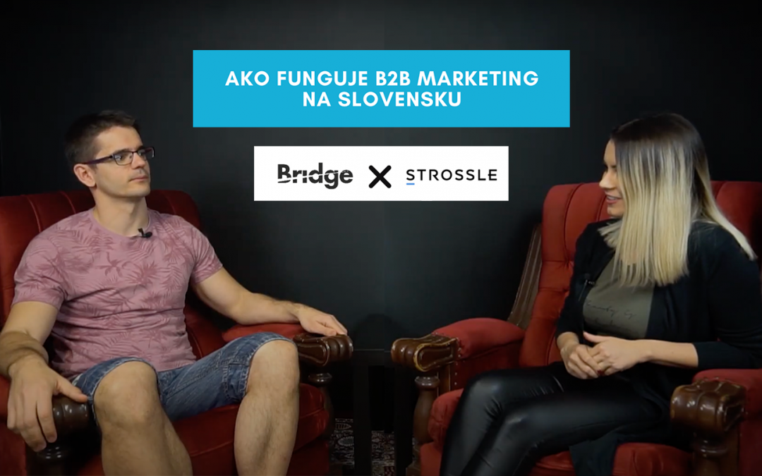 Ako funguje B2B marketing na Slovensku? Podcast s Filipom Kunom