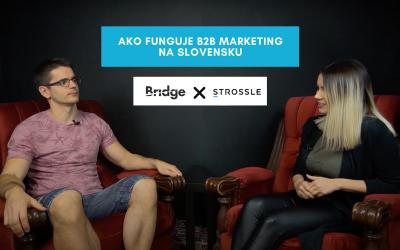 Ako funguje B2B marketing na Slovensku? (podcast)
