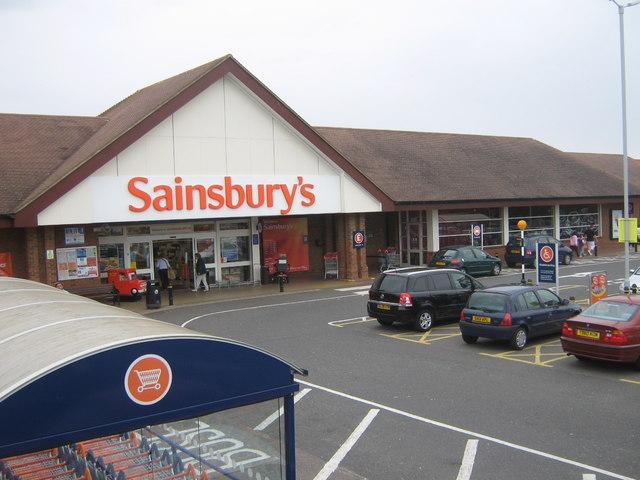 Sainsbury's obchod
