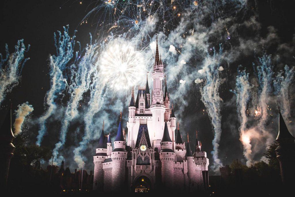 Disney zámok