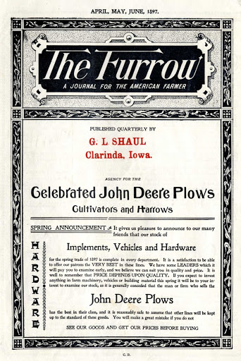 The Furrow magazín